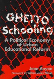 Ghetto Schooling