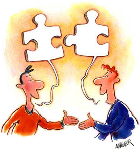 Dialogue Puzzle