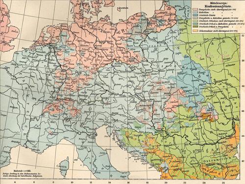 Religion 1900