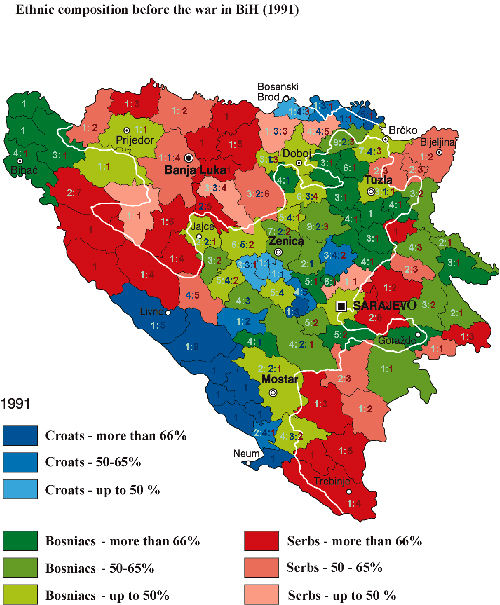 BiH 1991