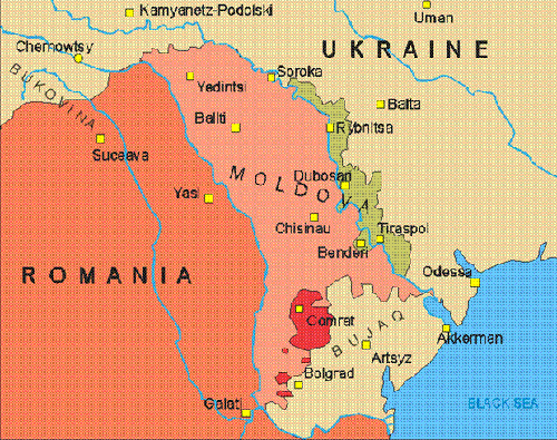 Transnistria-Gagauzia