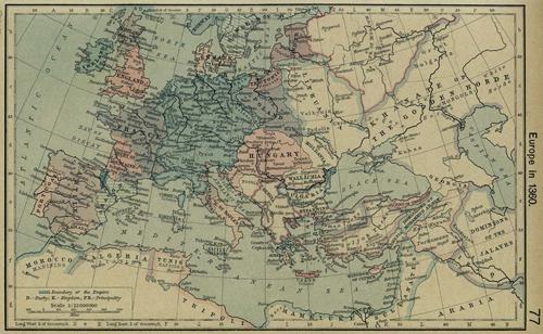 Europe 1360