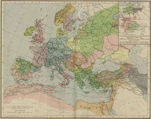 Europe 1190