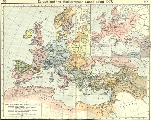 Europe Meda 1097