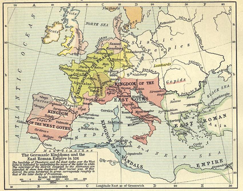 Europe 526