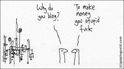 Why do you blog