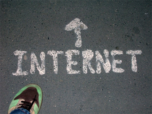 Internet this way