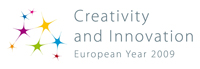 Logo of the European Year of Creativity and Innovation